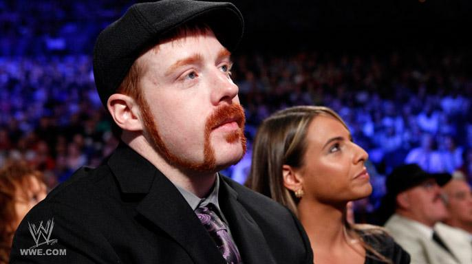 Did the Wrestling Thread Get Sheamus Girlfriend 2013